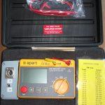 100 Volt Line test equipment